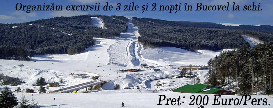Excursie de schi la Bukovel (Ucraina)
