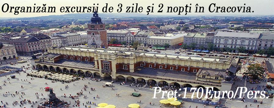 Excursie la Cracovia
