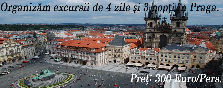 Excursie la Praga