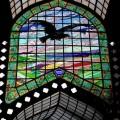 palatul-vulturul-negru-vitraliu